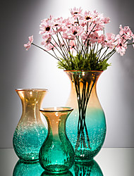 cheap -Artificial Flowers 0 Branch Classic European / Simple Style Vase Tabletop Flower