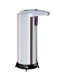 baratos -Dispensador de Sabonete Líquido Novo Design / Automático Modern Aço Inoxidável / ABS + PC 1pç - Banheiro