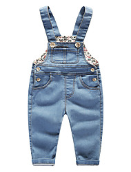 cheap -Baby Boys' Basic Solid Colored Cotton Jeans / Toddler