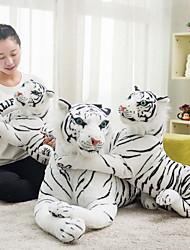 baratos -Tiger Animais de Pelúcia Animais Legal Acrílico / Algodão Para Meninas Brinquedos Dom 1 pcs