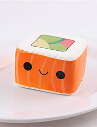 Недорогие -LT.Squishies Резиновые игрушки / Устройства для снятия стресса Продукты питания Стресс и тревога помощи / Декомпрессионные игрушки 1 pcs