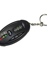 abordables -appareil de contrôle portatif numérique d'alcool d'alcool d'haleine avec la sécurité d'entraînement d'alcootest d'analyseur de minuterie