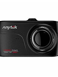 Недорогие -Anytek G67 1080p Ночное видение / Двойной объектив Автомобильный видеорегистратор 170° Широкий угол 3.5 дюймовый IPS Капюшон с Ночное