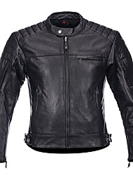 cheap -MOTOBOY Motorcycle Clothes JacketforMen's Net Fabric / Cowhide Autumn / Fall Shockproof / Insulated / Thermal / Warm