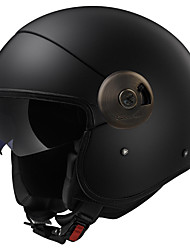 billige -LS2 OF597 Halvhjelm Voksen Unisex Motorcykel hjelm Vand Afvisende / Chok Resistent / Anti-Bære
