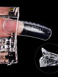 Недорогие -5 Искусственные советы для ногтей Ножницы Творчество маникюр Маникюр педикюр Художественные / Ретро На каждый день