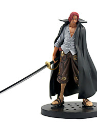 Недорогие -Аниме Фигурки Вдохновлен One Piece Sanji ПВХ 16 cm См Модель игрушки игрушки куклы Все