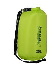 baratos -Sealock 20 L Bolsa Impermeável Á Prova-de-Chuva, Vestível para Natação / Mergulho / Surfe