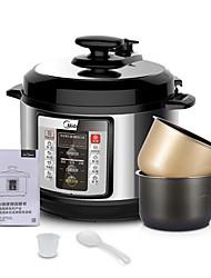 Недорогие -Пылесосы Новый дизайн / Многофункциональный PP / ABS + PC Пароварки для продуктов 220-240 V 900 W Кухонная техника