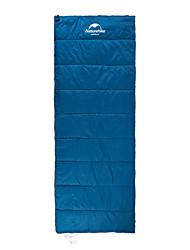 baratos -Naturehike Saco de dormir Ao ar livre 15 °C Cubóide Leve / A Prova de Vento / Respirabilidade para Primavera / Verão