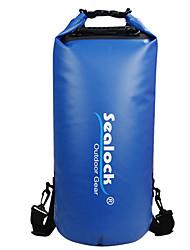 Недорогие -Sealock 28 L Водонепроницаемый сухой мешок Водонепроницаемаямолния, Пригодно для носки для Плавание / Дайвинг / Серфинг