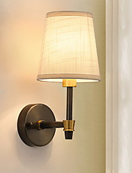 cheap -New Design Simple Wall Lamps & Sconces Living Room / Hallway Metal Wall Light 220-240V