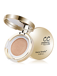 cheap -Single Colored CC Cream 1 pcs Waterproof / Moisturizing / Uneven Skin Tone Cosmetic / Face # Waterproof / Women / Youth Makeup Cosmetic