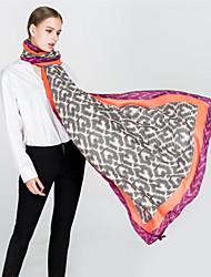 cheap -Women's Basic / Holiday Rectangle - Print Tassel