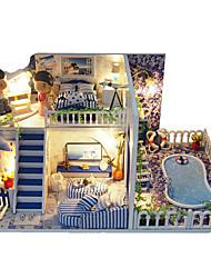 cheap -Dollhouse Simulation / Exquisite Villa 1 pcs Pieces Child's Gift