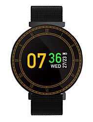 Недорогие -Смарт Часы q9 для iOS / Android Пульсомер / Водонепроницаемый / Измерение кровяного давления / Израсходовано калорий / Длительное время ожидания / Напоминание о звонке / Датчик для отслеживания сна