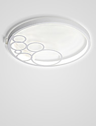 cheap -Flush Mount Ambient Light - New Design, LED, 110-120V / 220-240V, Warm White / Cold White, LED Light Source Included