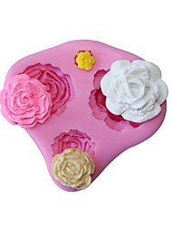 cheap -Bakeware tools Silicone Creative Kitchen Gadget For Cake / For Candy Dessert Decorators 1pc
