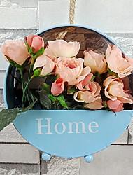 Недорогие -Искусственные Цветы 1 Филиал подвешенный Модерн / Простой стиль Вечные цветы / Ваза Корзина Цветы