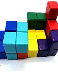 Недорогие -Взаимосоединяющиеся блоки Геометрический узор Классика Традиционный Куски Все Детские Подарок