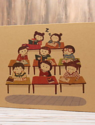 Недорогие -Фотоальбомы Школа / выпускной На каждый день Прямоугольный Для дома