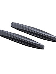 baratos -0.45 m Tira abundante do carro para Amortecedor dianteiro do carro / Amortecedor traseiro do carro Externo Comum Fibra de carbono Para Lincoln 2017 MKZ / MKC / MKX