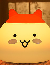 cheap -1pc LED Night Light Other Battery Powered New Design / Adorable / Creative <5 V