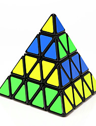 cheap -Rubik's Cube Shengshou Pyramid 4*4*4 Smooth Speed Cube Magic Cube Puzzle Cube Gift Classic & Timeless Girls'