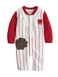 cheap -Baby Boys' Active Solid Colored Short Sleeves Linen / Bamboo Fiber Overall & Jumpsuit / Toddler