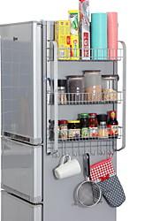 Недорогие -Кухонные принадлежности Металл Простой Кронштейн Повседневное использование / Для приготовления пищи Посуда 1шт