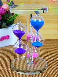 Недорогие -1шт стекло Простой стиль для Украшение дома, Подарки / Декоративные объекты Дары