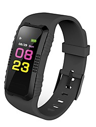 cheap -Smart Bracelet Smartwatch H2 for iOS / Android Waterproof / Calories Burned / Touch Screen / Creative / New Design Pedometer / Call Reminder / Activity Tracker / Sleep Tracker / Sedentary Reminder