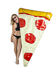 cheap -Pizza Inflatable Pool Floats PVC Durable, Inflatable Swimming / Water Sports for Adults 182*122 cm