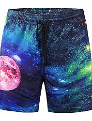 abordables -Hombre Chic de Calle Chinos Pantalones - Galaxia