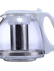 baratos -chaleiras eléctricas Novo Design / Função de temporização Vidro Fornos de água 220-240 V 1000 W Utensílio de cozinha