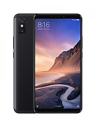 """Недорогие -Xiaomi MI Max 3 6.9 дюймовый """" 4G смартфоны (4GB + 64Гб 5 mp / 12 mp Snapdragon 636 5500 mAh mAh)"""