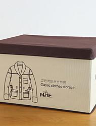 cheap -Nonwoven Rectangle New Design Home Organization, 1pc Storage Boxes