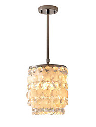 cheap -QIHengZhaoMing 2-Light Chandelier Ambient Light 110-120V / 220-240V, Warm White, Bulb Included