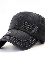 cheap -Men's Vintage / Work Baseball Cap - Striped
