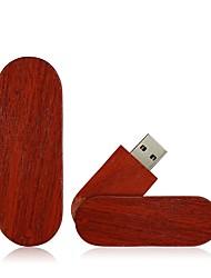Недорогие -Ants 2GB флешка диск USB USB 2.0 Дерево / Бамбук Вращающийся