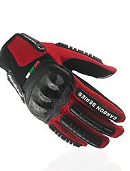 abordables -Madbike Dedos completos Unisex Guantes de moto Tejido Oxford / Material Mixto Pantalla táctil / Transpirable / Resistencia al desgaste