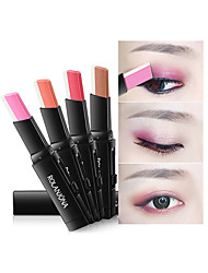 cheap -6 Colors Eyeshadow Eyeshadow Crayon Women Youth 1 pcs Makeup Eye Cosmetic EyeShadow Daily Makeup Halloween Makeup Party Makeup Modern Waterproof Long Lasting Cosmetic Grooming Supplies / Shimmer