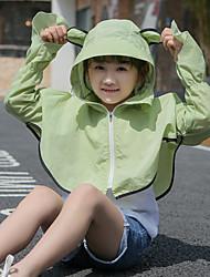 economico -Da ragazza Impermeabile da escursione Esterno Traspirabilità, Resistente ai raggi UV Giacca di pelle Cerniere SBS Escursionismo / Campeggio / Viaggi