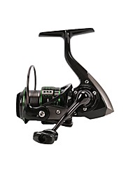cheap -Fishing Reel Spinning Reel 5.2:1 Gear Ratio+11 Ball Bearings Hand Orientation Exchangable Sea Fishing / Bait Casting / Spinning