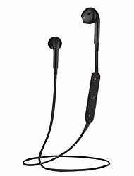 Недорогие -Factory OEM S6 EARBUD Беспроводное Наушники наушник пластик / ABS + PC Спорт и фитнес наушник С микрофоном / С регулятором громкости наушники