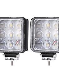 Недорогие -2pcs Автомобиль Лампы 45 W Интегрированный LED 4500 lm 9 Светодиодная лампа Внешние осветительные приборы For Универсальный 2018