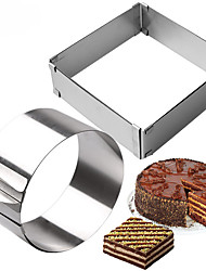 abordables -Outils de cuisson Acier inoxydable Nouvelle arrivee / A Faire Soi-Même Usage quotidien / Nouveaux Ustensiles de Cuisine Outils de desserts 2pcs