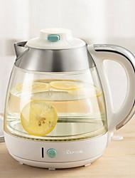 Недорогие -Многоцелевой горшок / Электронный горшок Cool стекло / ABS + PC Водяные печи 220 V 1500 W Кухонная техника
