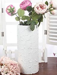 abordables -Fleurs artificielles 1 Une succursale Classique Elégant Vase Arbre de Noël