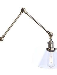 cheap -New Design / Creative LED / Retro / Vintage Swing Arm Lights Living Room / Study Room / Office Metal Wall Light 110-120V / 220-240V 4 W